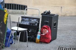 DJ Trottoir Marseilel